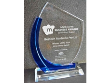Bestech wins Innovation Award at Melbourne Business Awards 2014