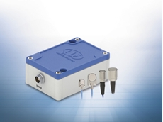 Compact capacitive displacement sensor system from Bestech