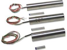 DC-LVDT position sensors