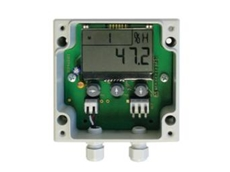 Digital humidity transmitter