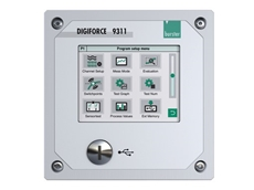 Economic Quality Control - Force and Displacement Controller