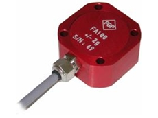 FA100-A1 series high performance accelerometer available from Bestech Australia