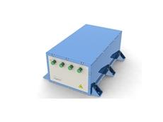 Fiber sensing extended temperature BraggMETER