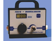 Furness FCO210 Microcalibrator Leak Test Calibrator