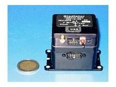 Gladiator Technologies' LandMark20 MEMS GPS/AHRS Attitude and Heading Reference system available from Bestech Australia