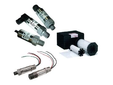 Sensors for measuring pressure