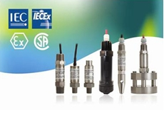 IECEx certified AST pressure transducers and level sensors