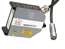 optoNCDT 1750 laser triangulation sensor