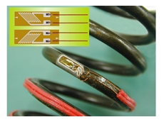 Lightweight and Compact Strain Gauges from Bestech Australia
