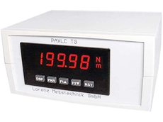 Lorenz  PAX_LC-TG Microprocessor Controlled Display Units in Small Housing from Bestech Australia