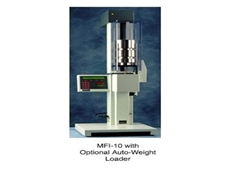 MFI-10 Melt Flow Indexer available from Bestech Australia