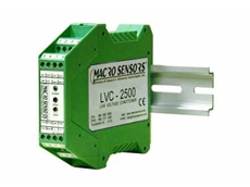 MacroSensors LVC 2500 LVDT signal conditioners available from Bestech Australia