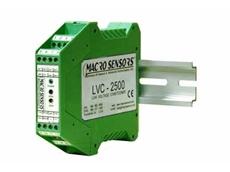 MacroSensors LVC 2500 LVDT signal conditioner