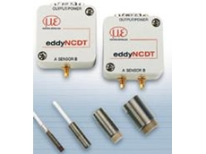 Micro-Epsilon's multiNCDT Eddy Current displacement sensors