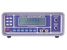 FCO510 Micromanometer