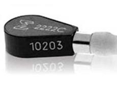 Model 2222C miniature piezoelectric accelerometer