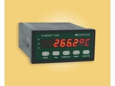 Multi-functional display with integrated data logger