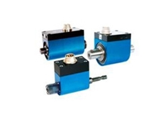 Rotating applications of burster torque sensors
