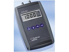 Technical and Scientific Equipment's EMA 200 digital manometers/pressure gauges available from Bestech Australia