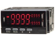 Universal type digital panel meter available from Bestech Australia