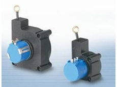 WPS series miniature draw wire displacement sensors from Bestech Australia