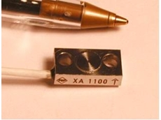 XA1100 Series shock measurement accelerometers from Bestech Australia