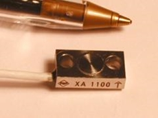 XA1100 shock measurement accelerometer from Bestech Australia