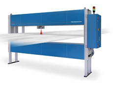 thicknessCONTROL MTS 8201.LLT O-frame measurement system from Bestech Australia