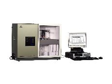 Processing unit with liquid handling and optical system.