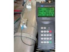 """Stingray"" portable flow meter"