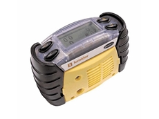 Monitor four gases at once with portable gas detectors from Honeywell Analytics
