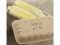 AgroResin biodegradable food packaging trays
