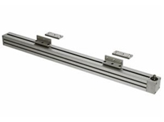 DAPDU2 motorised linear guides are used for automatic doors
