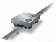 MinVee compact linear slides have a patented self-aligning mounting shoulder