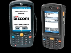 BizCom's two mobile computing solutions effectively manage sales and service personnel in the field