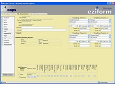 Eziform is entry level GS1net publishing data management software
