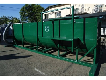Black River Molasses Tank