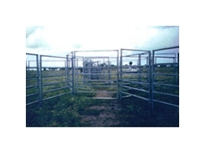 Portable Cattle Yards from Black River Cattle Equipment