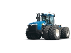 4WD Agricultural Tractors