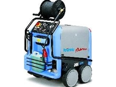 Kranzle Therm 890 heavy duty hotwater high pressure cleaner