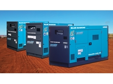 Reliable generator from Blue Diamond Machinery