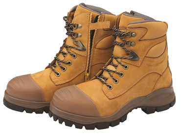 Blundstone Xfoot™ Style 992 Steel-Cap Safety Boots are available in AU Sizing: 5-13, 7.5-10.5