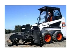 New Bobcat SG30 and SG60 Stump Grinder Attachments