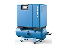 Boge screw compressor C-2 (Source: Boge Kompressoren)