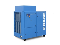 BOGE S-3 series screw compressor