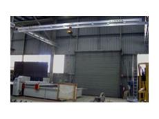 Altrac Light Weight Crane Needs No Structural Upgrades