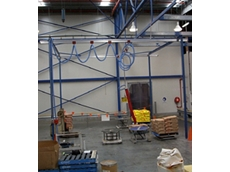 Altrac freestanding gantry crane from Bomac Engineering