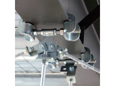 Bracket system for Altrac rail system
