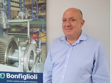 New Bonfiglioli NSW Sales Manager, Mr Gary Brown