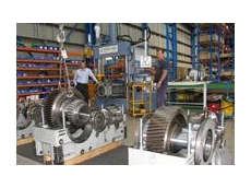 Industrial helical drives